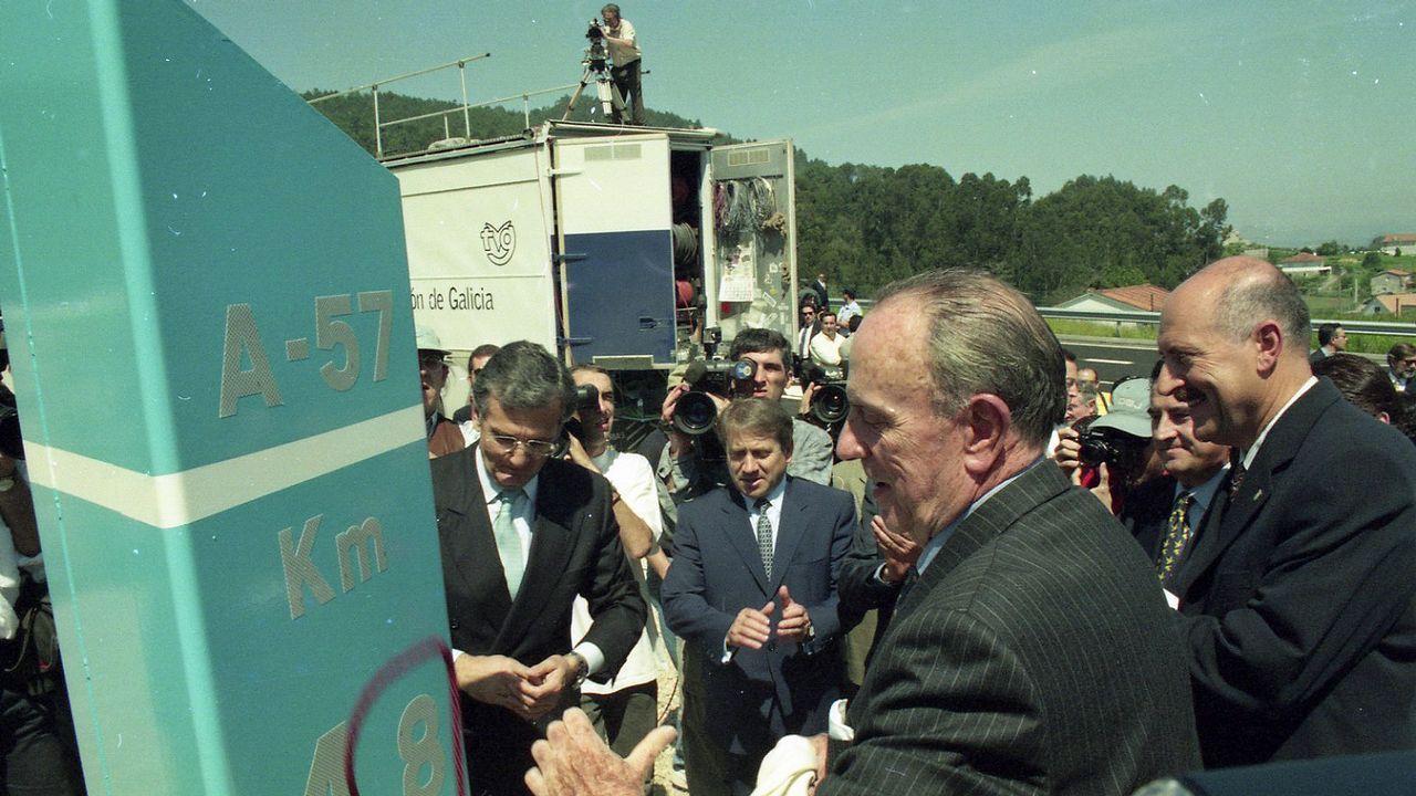 Ellas consiguieron que el corredor de O Morrazo se convirtiese en autovía.Candidatura del PSOE de Vilalba, encabezada por Elba Veleiro
