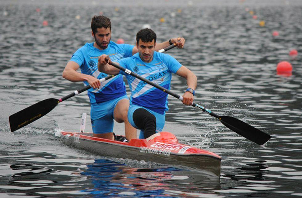 .Romero y Campos llegarán a los Juegos Europeos con su preparación para el selectivo para el Mundial.