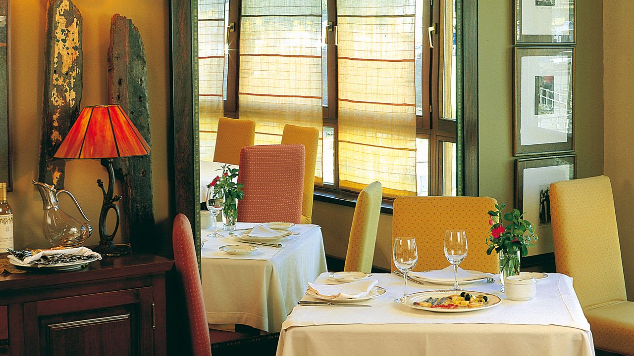 Restaurante Sport en Luarca