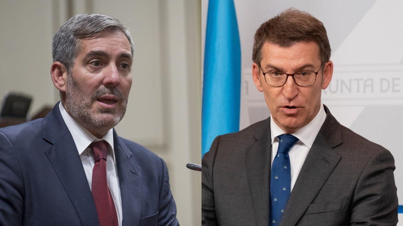El Gobierno regula el autoconsumo eléctrico.Núñez Feijoo y Fernando Clavijo harán frente común para reclamar al Gobierno el la liberación del superávit