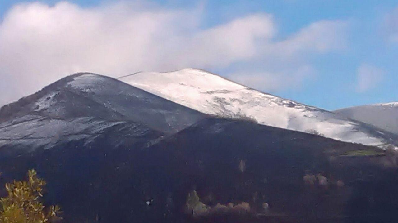 Preparados para los primeros copos de nieve del otoño.