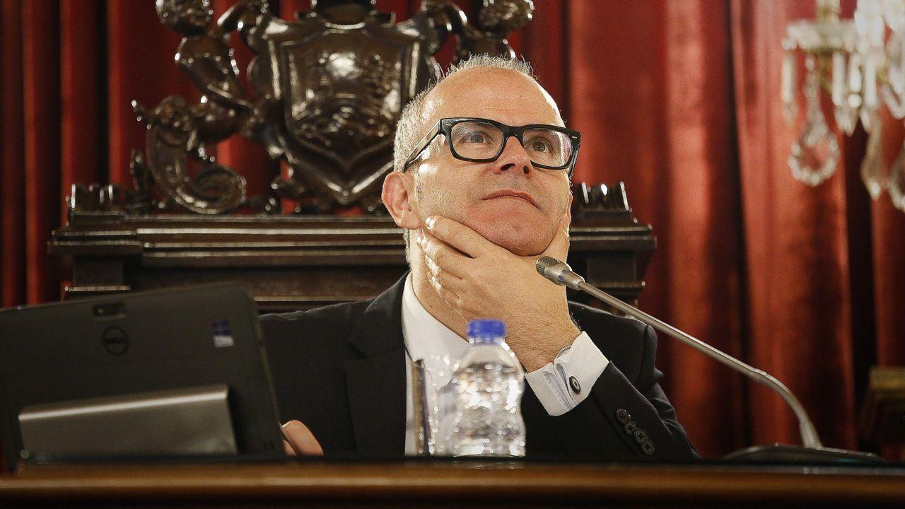 Adrián Barbón.Adrián Barbón