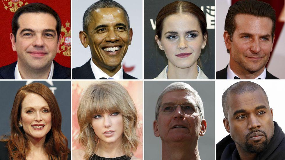 Las personas más influyentes del mundo, según la revista «Time»
