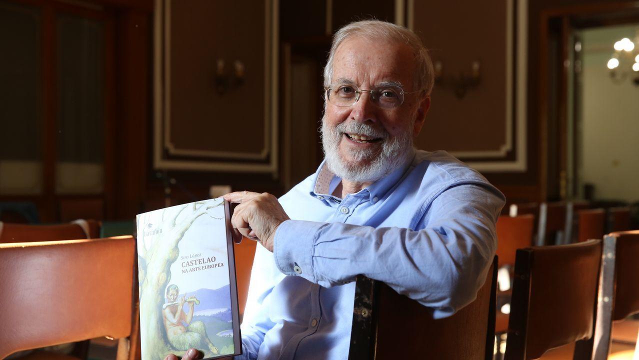 «Fixemos un intento sistemático para converternos na casa da cultura galega».Representación de Casa O'Rei, de Ibuprofeno Teatro