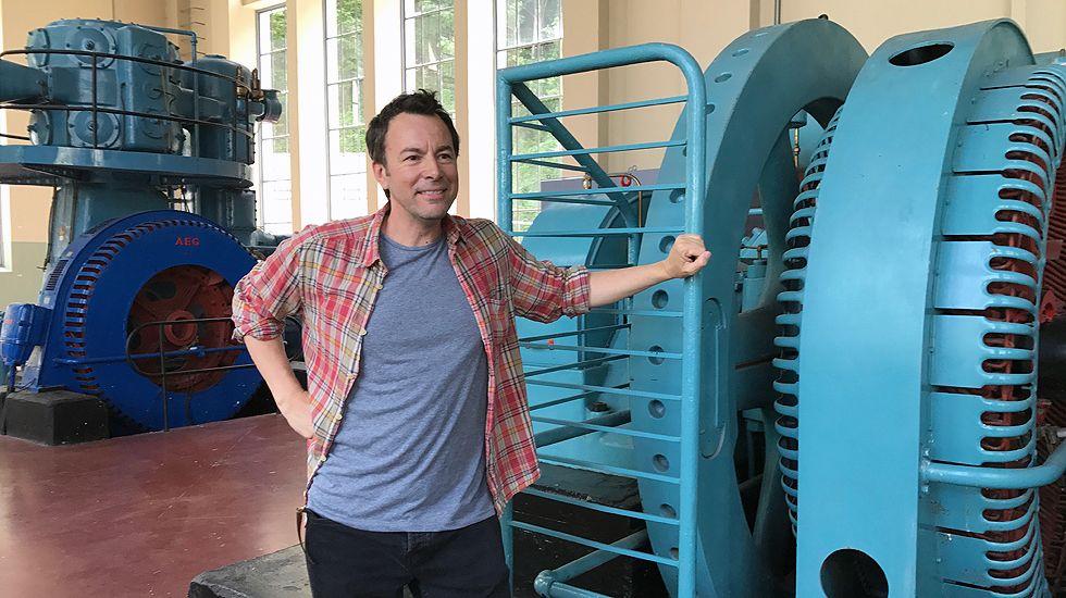 El director Luis Trapiello.El director Luis Trapiello