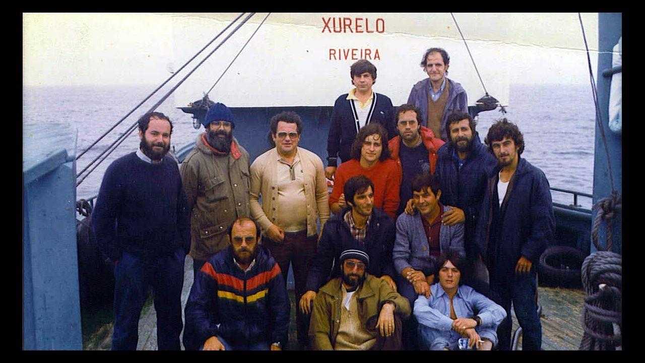 Ezequiela Rodríguez,  Pedro Leal, Carmen Fernández, Pedro de Rueda, Armando Fernández, Lorena Gil Álvarez y Ramón Villa
