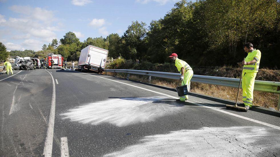 ensemos nas causas dos accidentes de tráfico e busquemos solucións