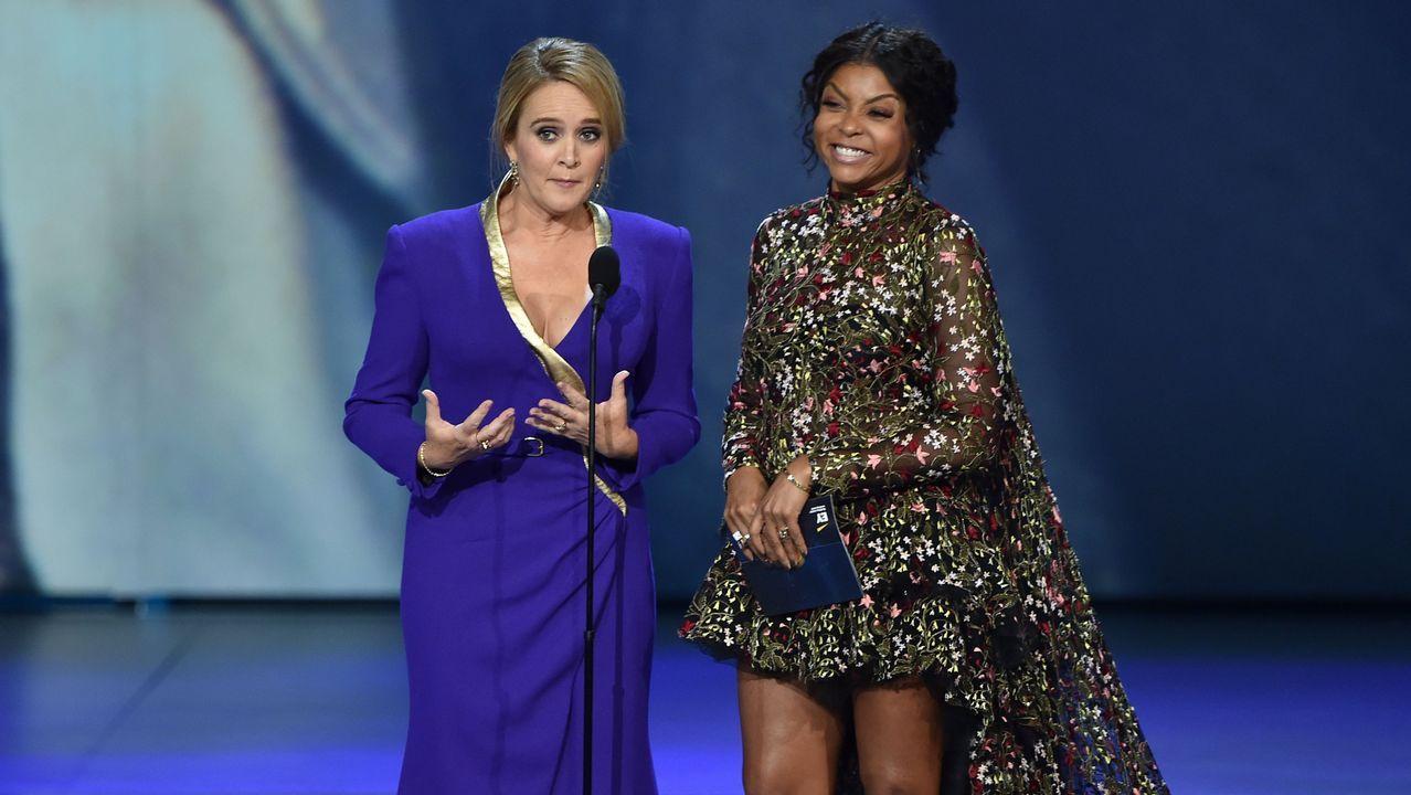 Emmy 2018: Samantha Bee y Taraji P. Hensons