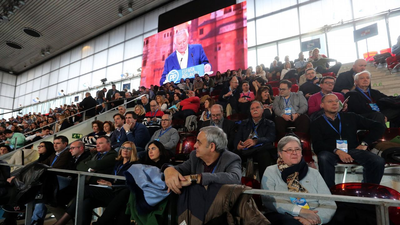 .Congreso Nacional del PP, en 2017