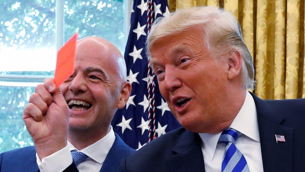 Un alto cargo de la Casa Blanca desvela un trabajo interno del Gobierno para frustrar la agenda de Trump