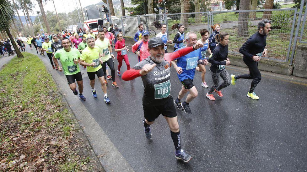 Maratón de Monte Porreiro