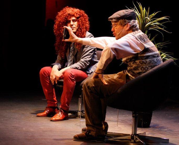 Festa da Dorna, vuelo sin motor.Reyes y Sevilla se centran en las vicisitudes de las personas «entre los 37 y los 40 años».