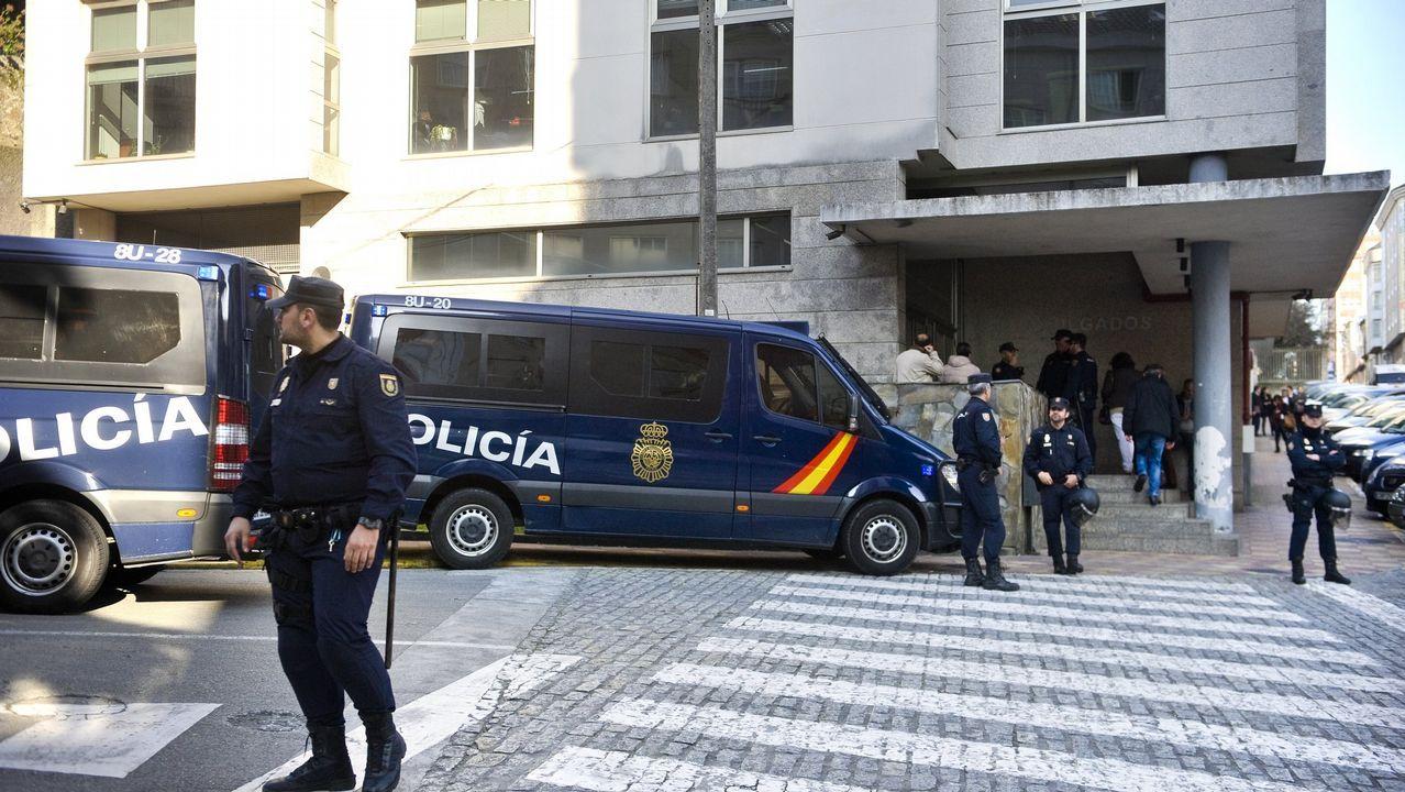 Un detenido por la muerte de Laura Luelmo