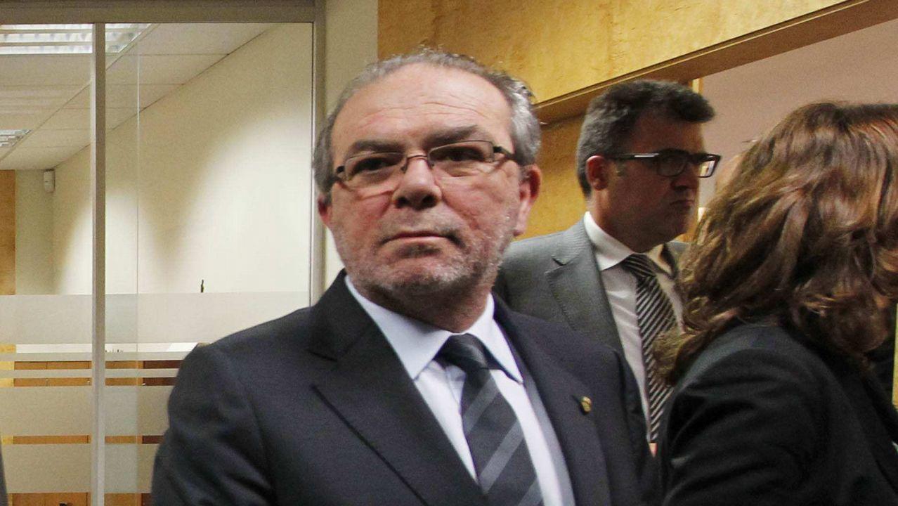El presidente de la diputación de Lérida, en una imagen de archivo
