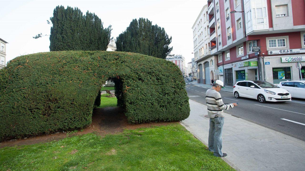 Las bicis toman la ciudad de Lugo