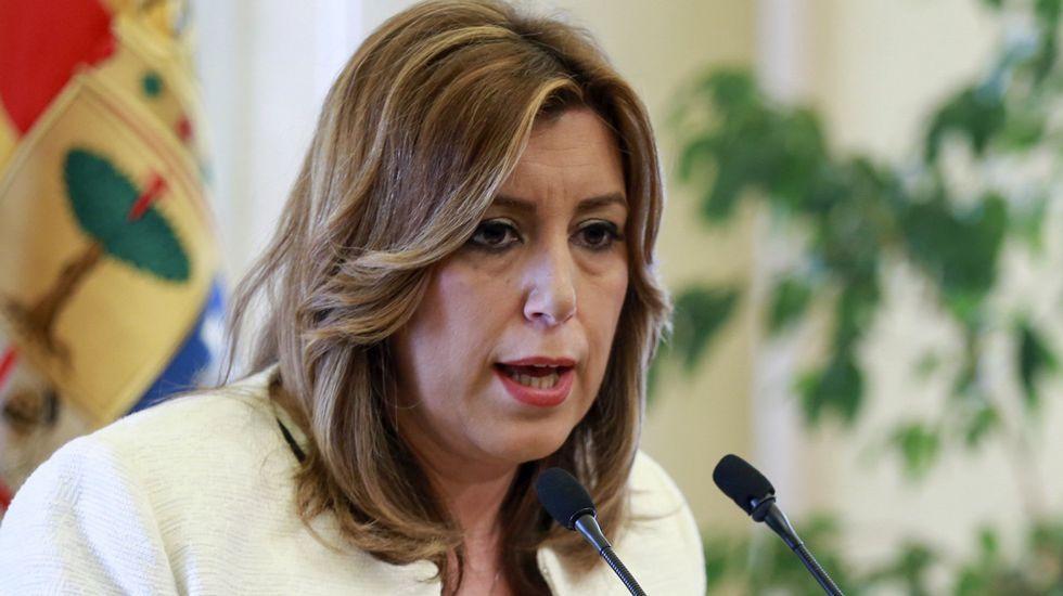 .Susana Díaz, en una foto reciente