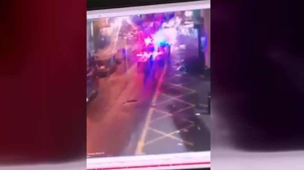 Así abatió la Policía a los terroristas de Londres.