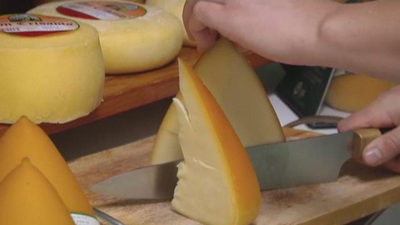 Aquí se hace el mejor queso de España