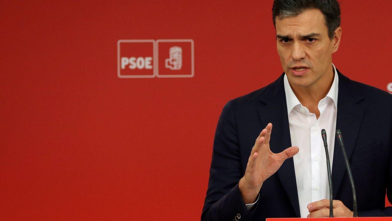 Bescansa: «Me gustaría un Podemos que hablase más a los españoles, que a los independentistas».Protestas por el encarcelamiento de la joven palestina Ahed Tamimi