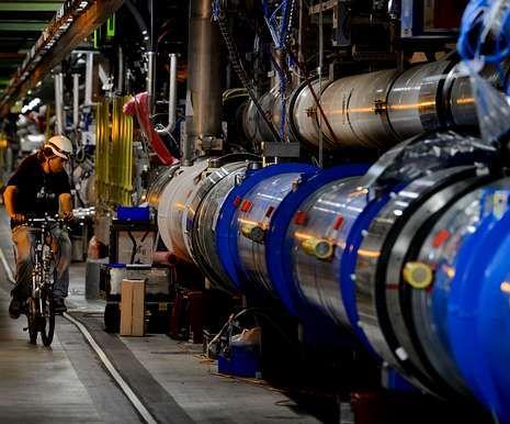 El acelerador del LHC de Ginebra permitió la confirmación.