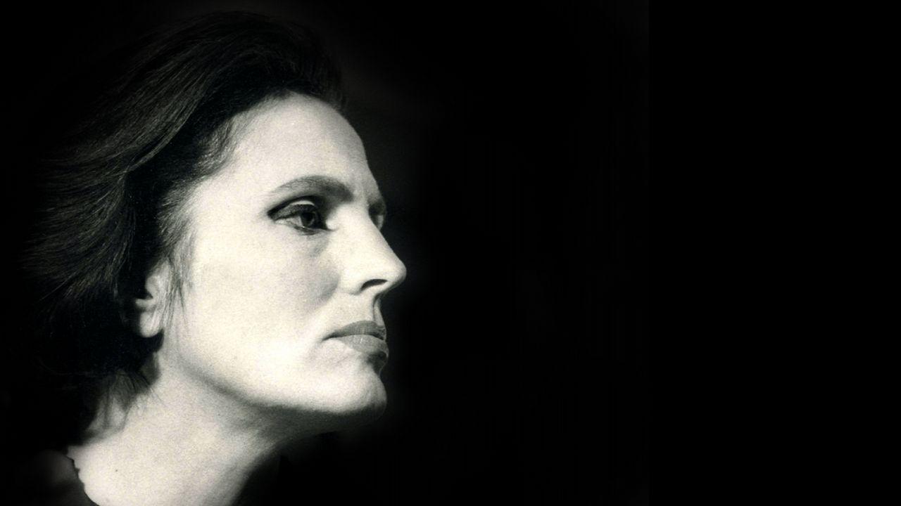 Amalia Rodrigues fue la gran voz del fado