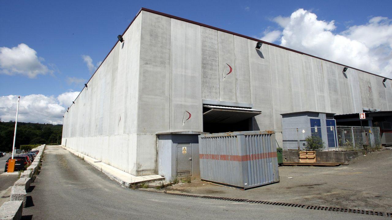 Sede del Grupo Puentes en Sigueiro