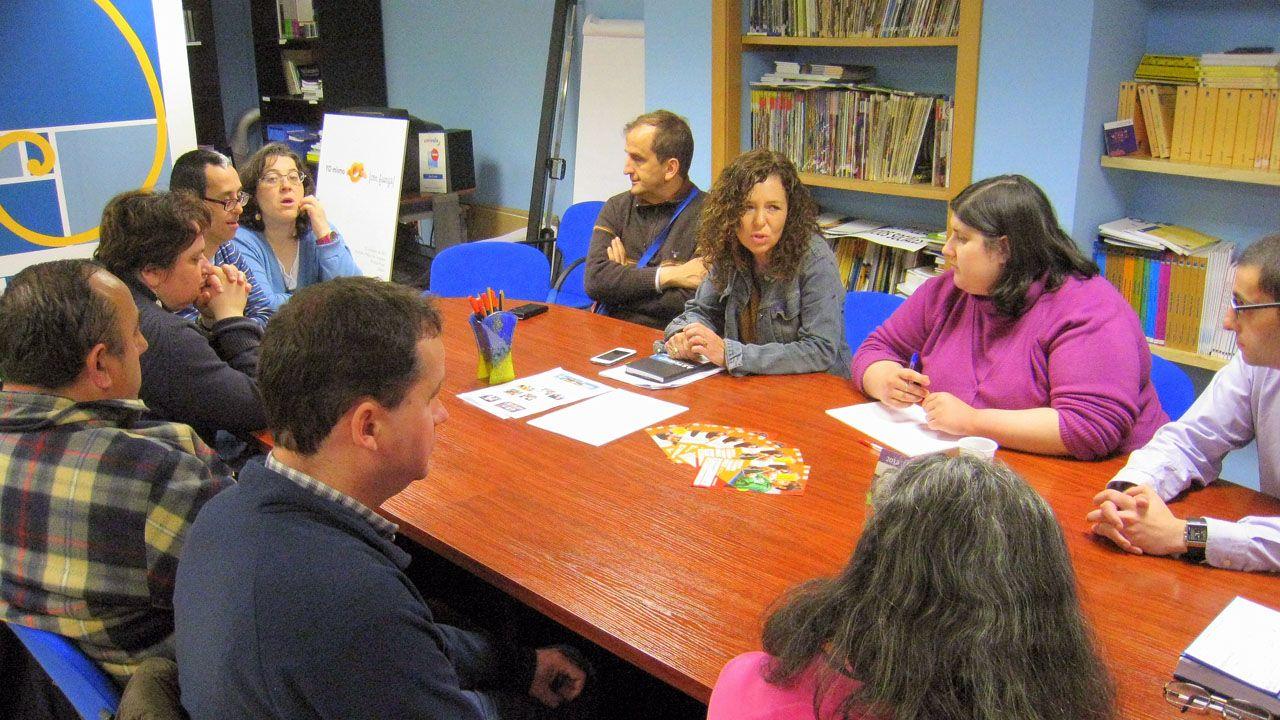 Reunión con Podemos