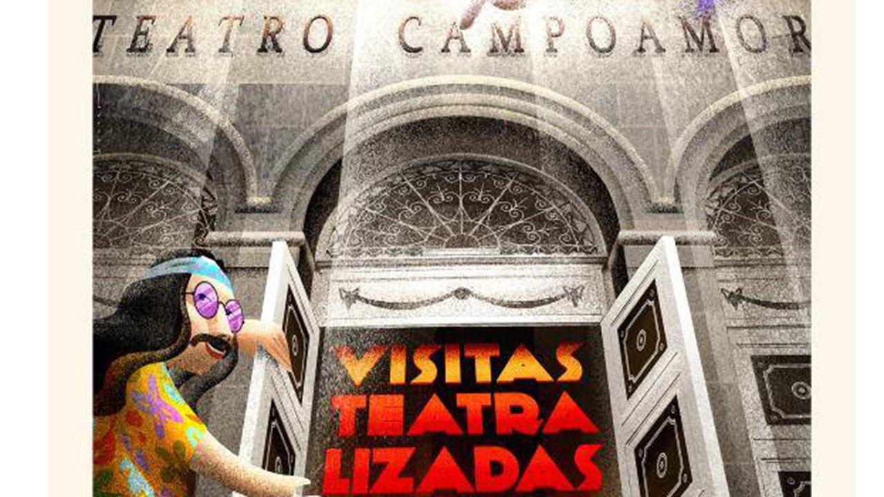 Visitas teatralizadas al Teatro Campoamor
