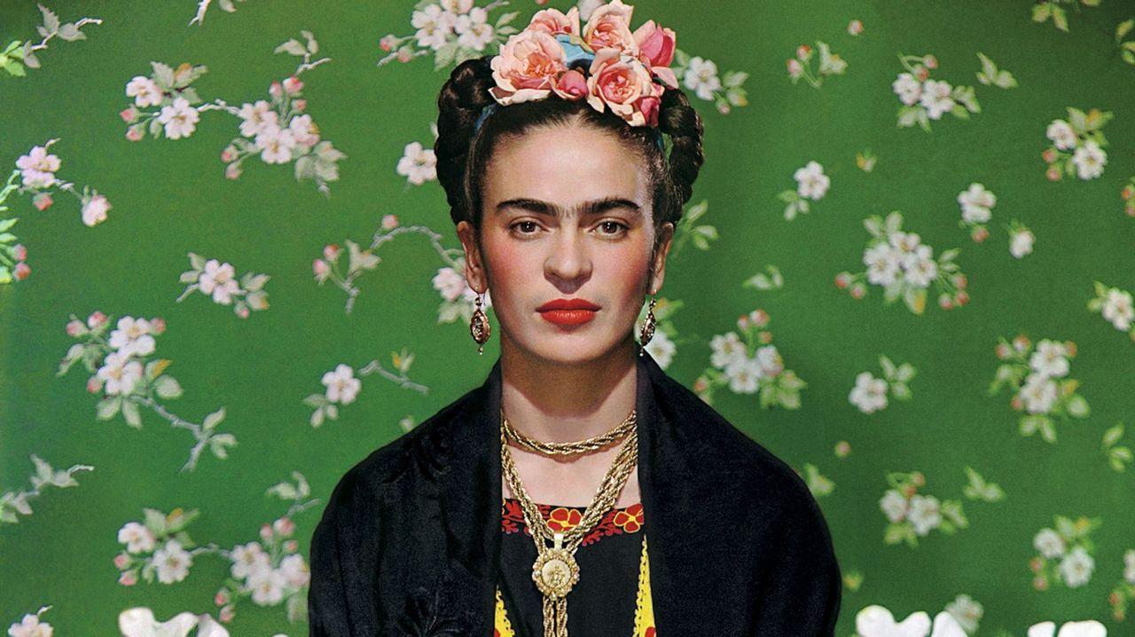Así es Frida Kahlo vista por Barbie