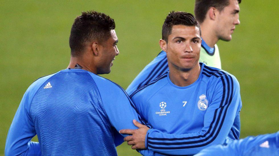 El Real Madrid, ante su primer gran duelo europeo de la temporada