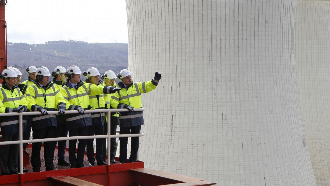 .Las obras de tranformación de la eléctrica consumen 217 millones de euros