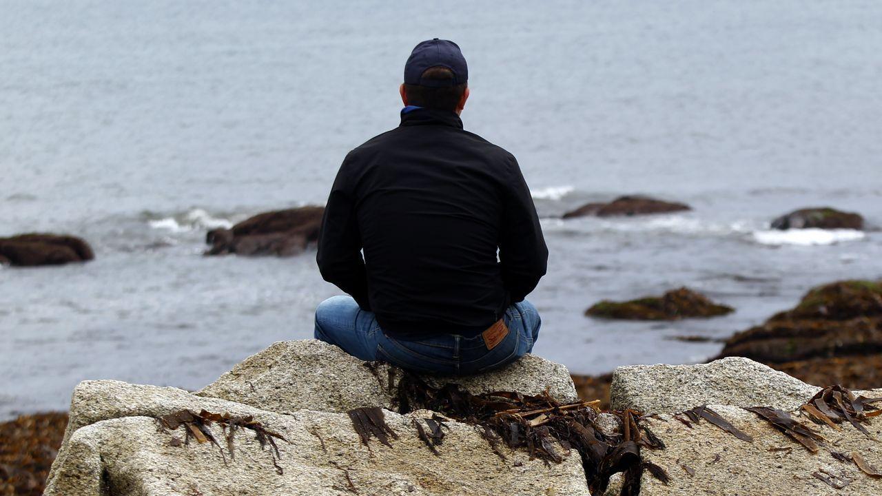 «Nacín a vinte metros da praia, e se volvese a empezar, volvería ao mar».El proyecto «Viveiro a través do tempo» fue presentado ayer