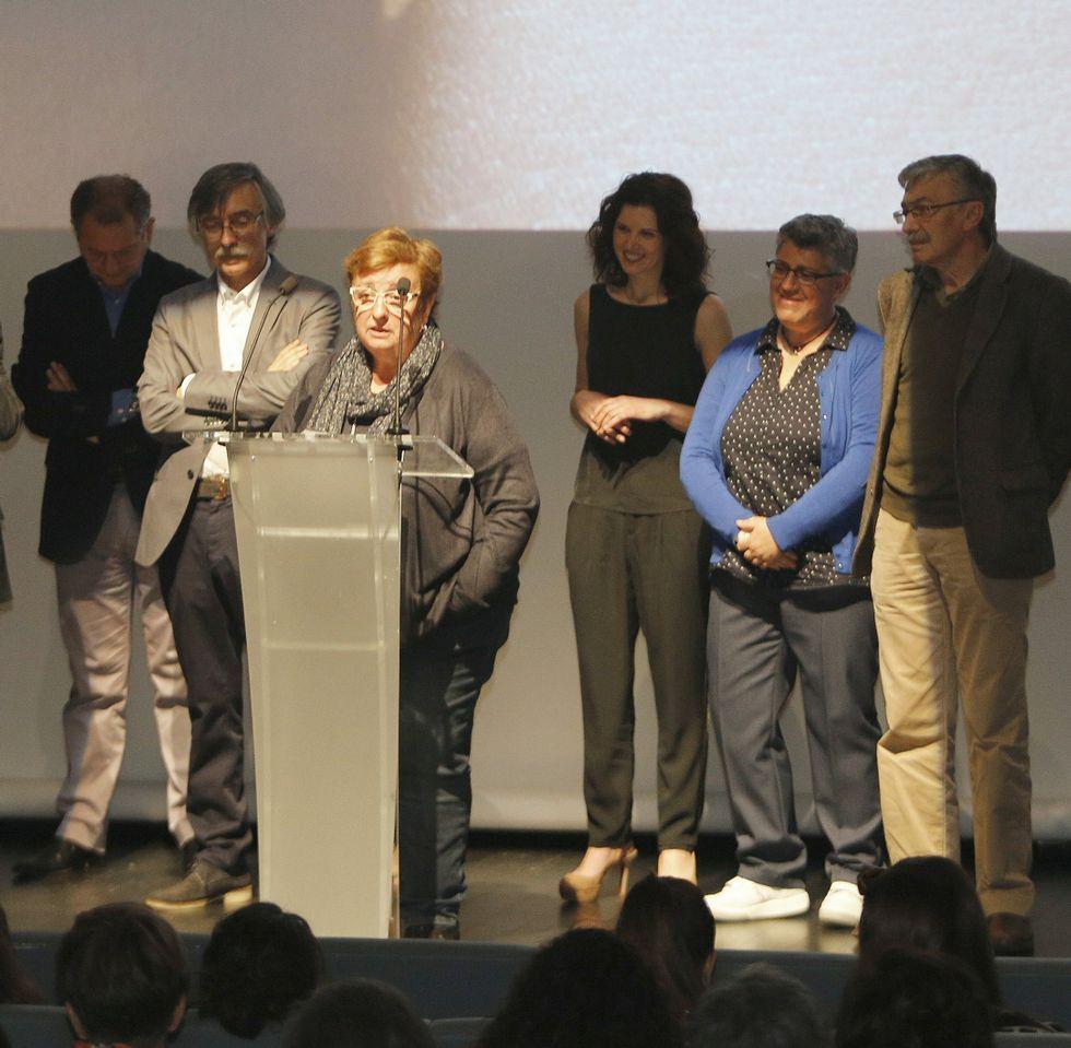 Mario Vaquerizo celebra el cuarto aniversario del centro comercial, The Style Outlets.Marcos Escudeiro es, finalmente, el ganador del concurso de carteles del Albariño.