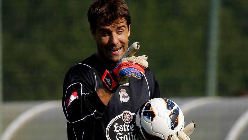 Aranzubía confía en las posibilidades del Dépor en el Bernabéu