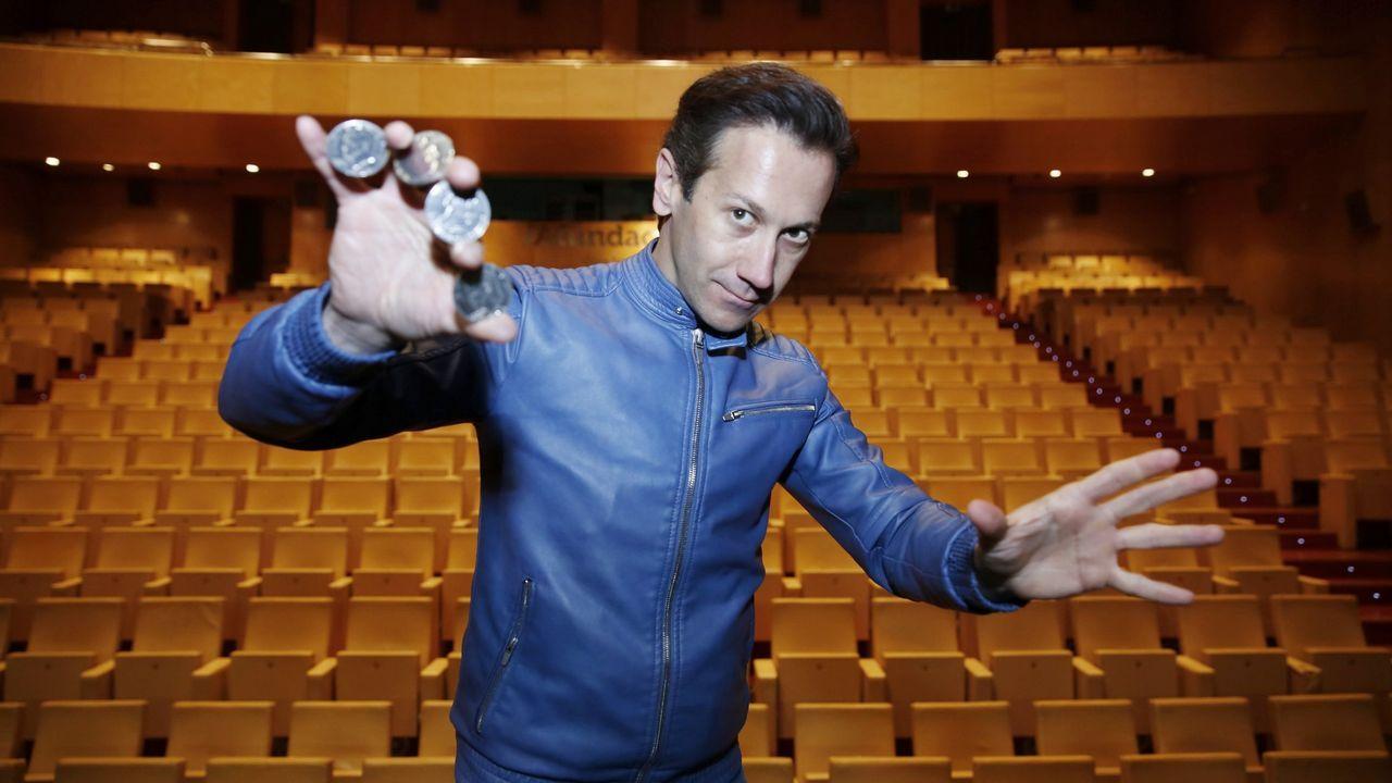 Papá Noel pasó por Malpica, Corme y Carballo: ¡mira las imágenes!.El cocinero asturiano José Andrés