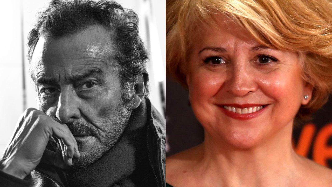Juan Diego y Esther García