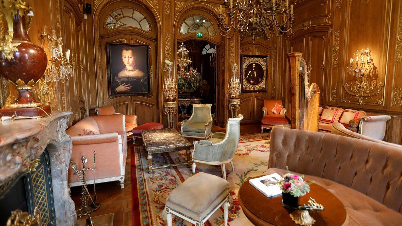Muebles del salón Proust