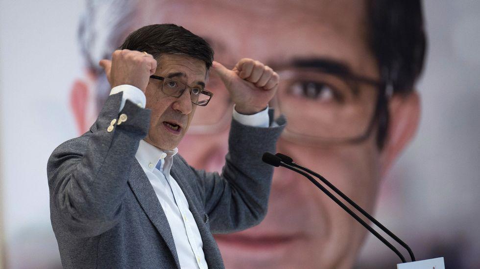Choque de trenes en el PSOE.Eduardo Madina