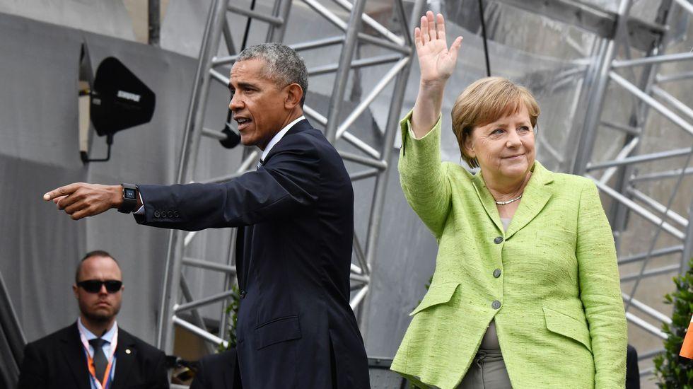 Trump anuncia que EE.UU. se retira del Acuerdo de París.MIchael Flynn