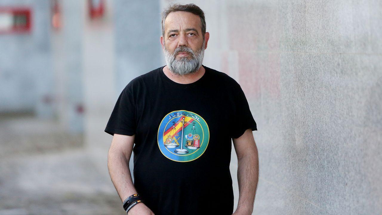 La llegada de la droga del Titán Tercero a España.Ares exige el mismo salario que los Mossos y la Ertzaintza