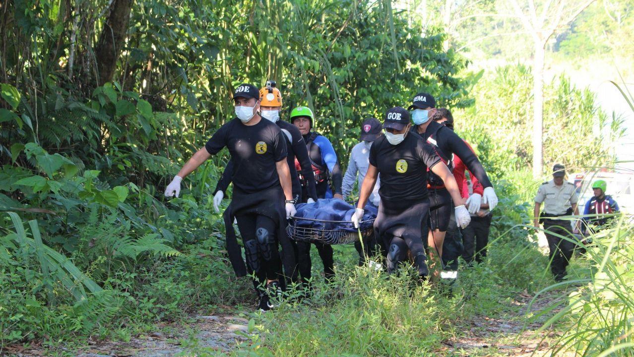 El cadáver de Manuel fue localizado tras cuatro días de búsqueda en el interior de la selva ecuatoriana