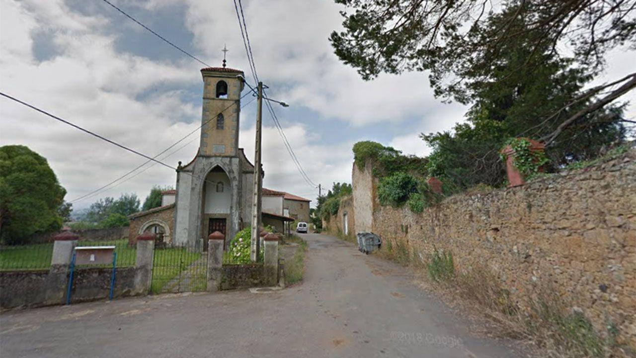 Iglesia de Loriana
