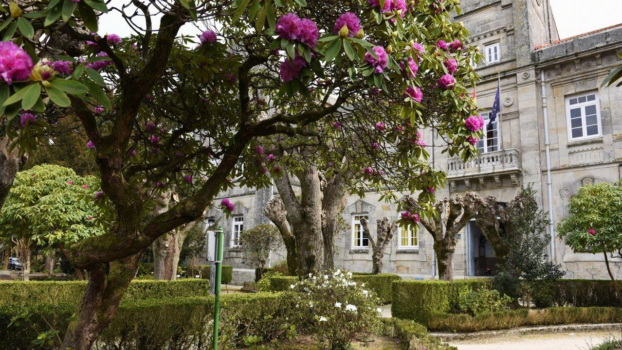 San Andrés de Teixido, la puerta entre dos mundos.Santiago García Granda, rector de la Universidad de Oviedo