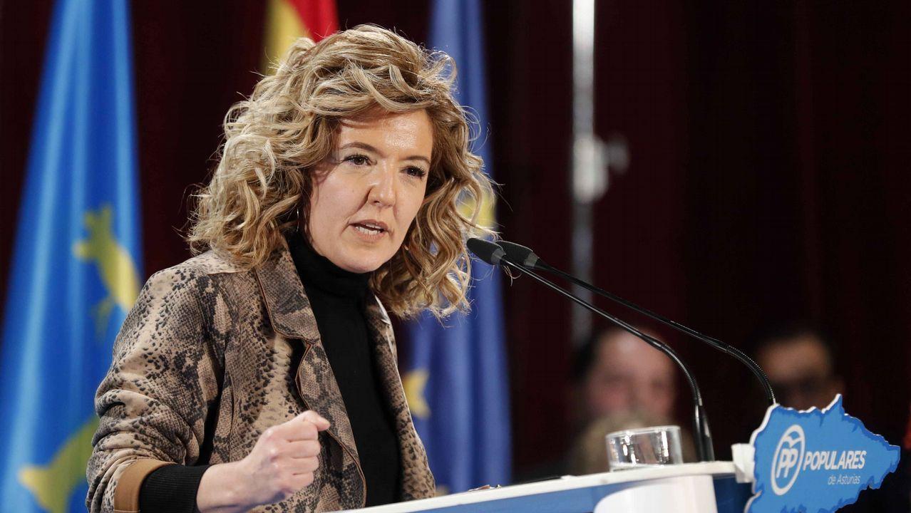 Aldeas y apartamentos rurales en Asturias.Teresa Mallada, expresidenta de Hunosa y candidata popular a la Presidencia del Principado