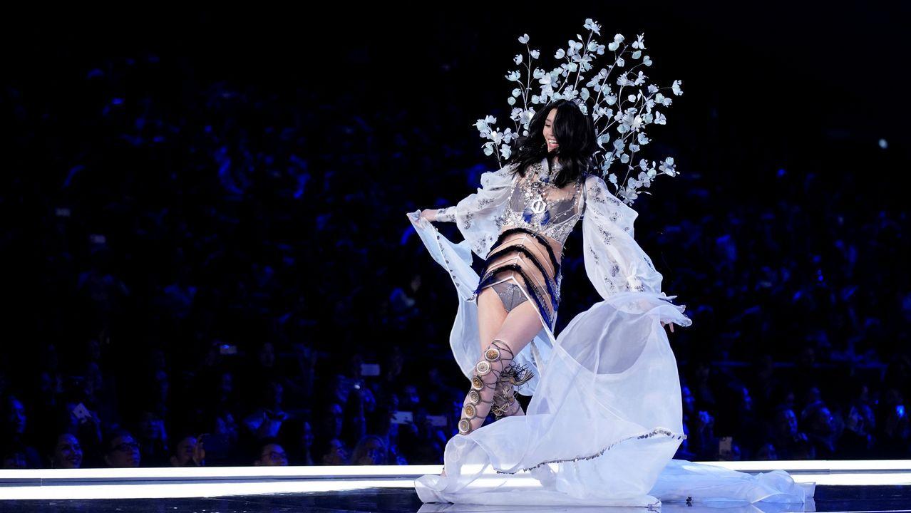 Las mejores fotos del desfilede Victoria's Secret enShanghái