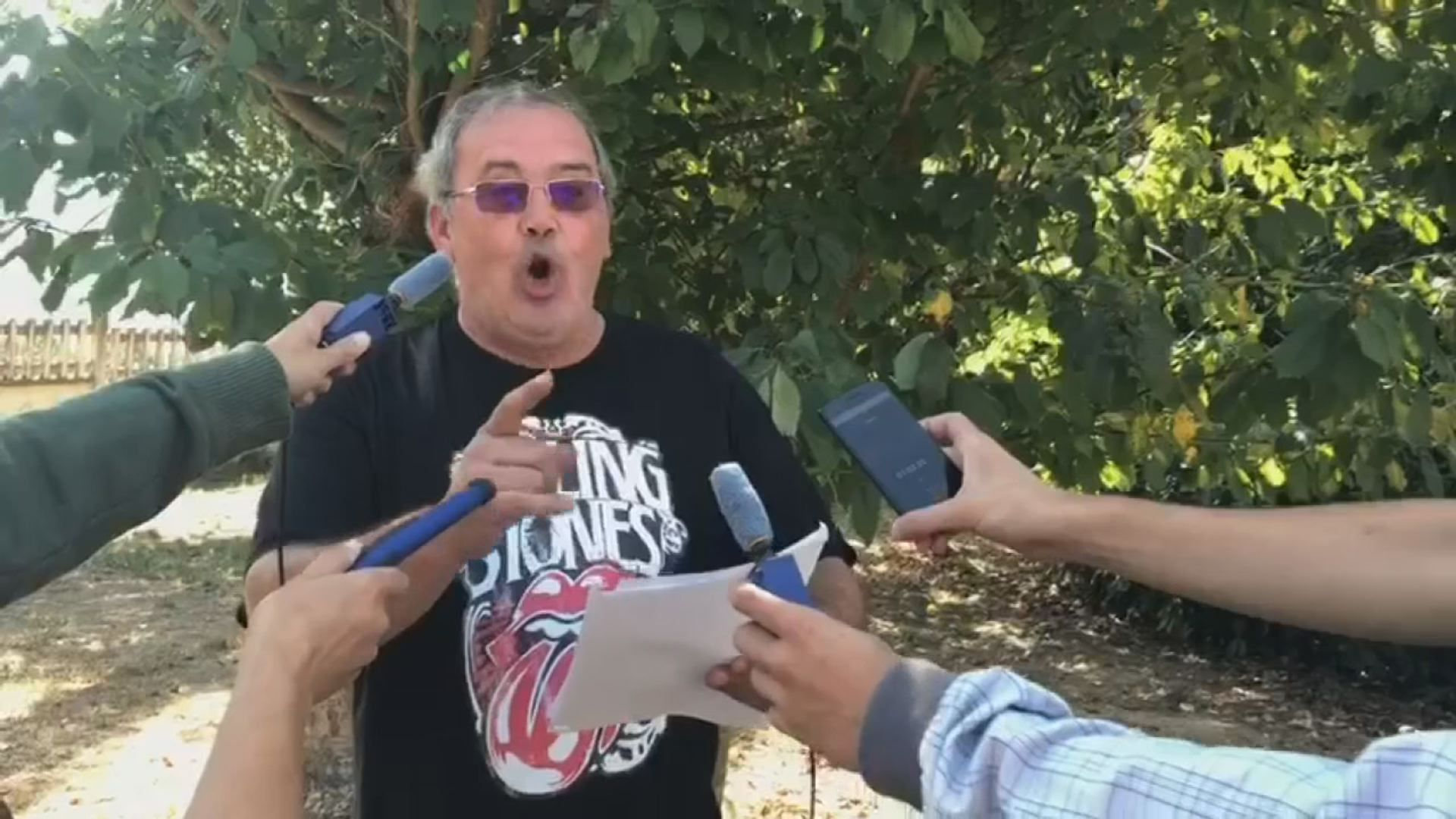 La parodia de Abel Caballero del alcalde de Portomarín