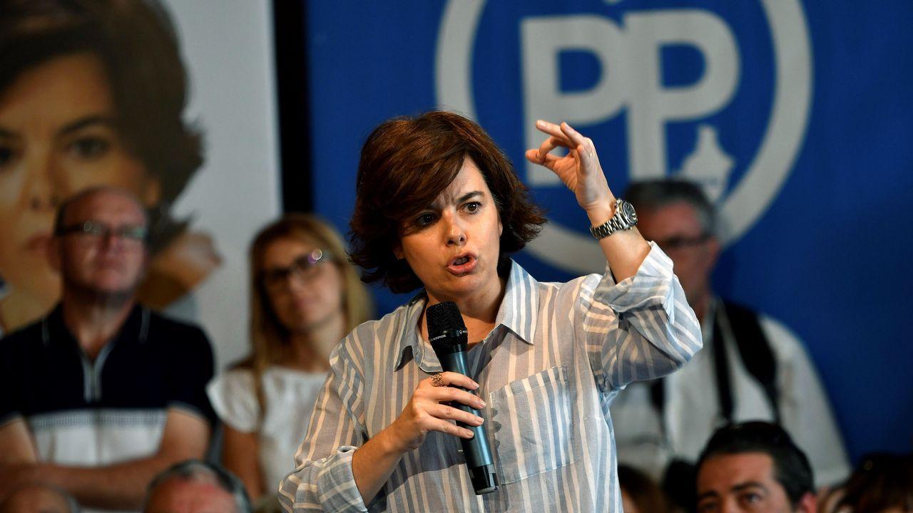 El Congreso vota hoy a favor de iniciar la transferencia de la AP-9 a Galicia.El presidente del Gobierno, Pedro Sánchez, al comienzo de la entrevista que concedió a TVE el 18 de junio