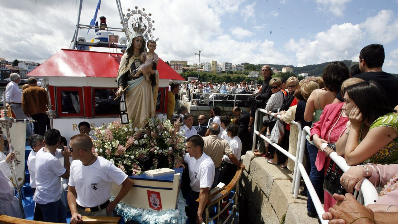 Misa del Carmen de San Cibrao