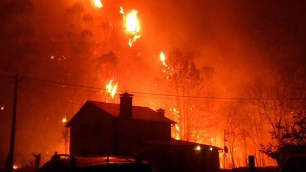 Los 24 magníficos del patrimonio cinematográfico asturiano.Incendio en diciembre