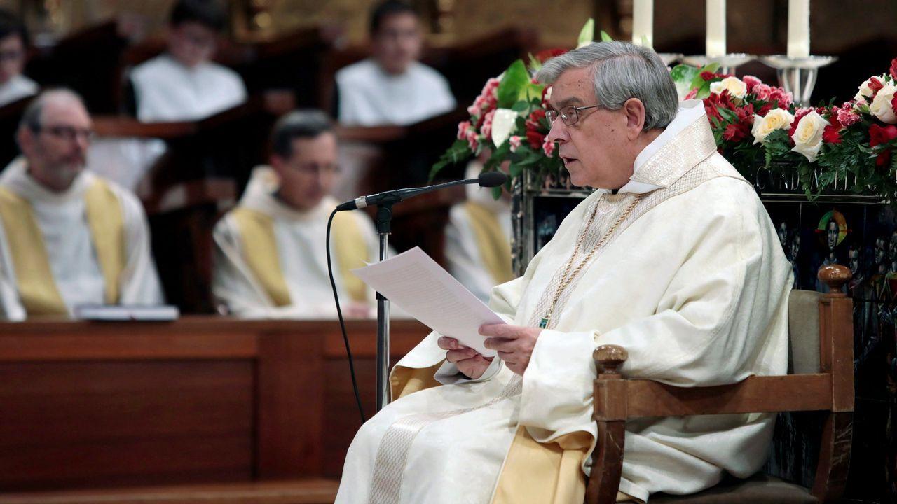 | Europa Press.El papa Francisco